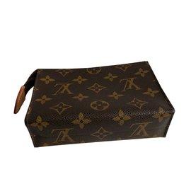 Louis Vuitton-Pochette 15-Marron