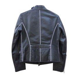 Tod's-Jackets-Black