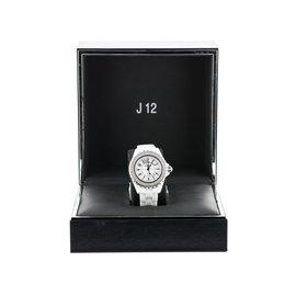 Chanel-Belles montres-Blanc