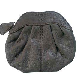 Lancel-Purses, wallets, cases-Brown