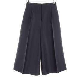 Céline-Pantalons, leggings-Bleu Marine