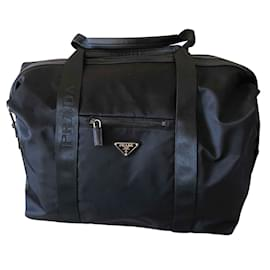 0a019dc6c9 Second hand Prada Travel bag - Joli Closet