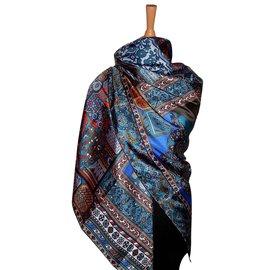 Hermès-TAPIS PERSANS-Multicolore