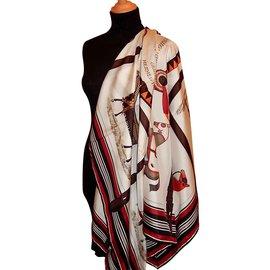 Hermès-COUVERTURES et TENUES de JOUR pour l'ÉCURIE....-Multicolore