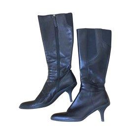 bf9a7b56c2f4 Second hand Prada Boots - Joli Closet