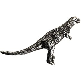 Saint Laurent-Broche Dinosaure Saint Laurent-Argenté