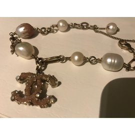 Chanel-Bracelets-Métallisé