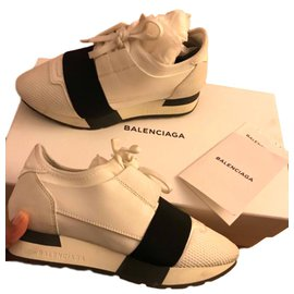 Balenciaga-Sneakers-White