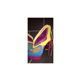 Christian Louboutin-Louboutin-Multicolore