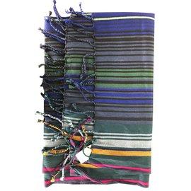 Paul Smith-Paul Smith scarf-Blue