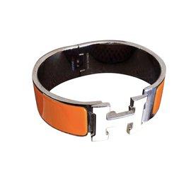 Hermès-Clic Clac-Orange