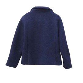 Balenciaga-Jackets-Navy blue