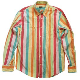 Henry Cotton's-chemises-Multicolore