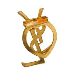 Yves Saint Laurent-Bourses, portefeuilles, cas-Doré