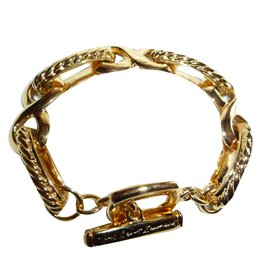 Yves Saint Laurent-Armbänder-Golden