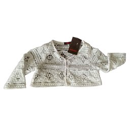 Ikks-Sweaters-White