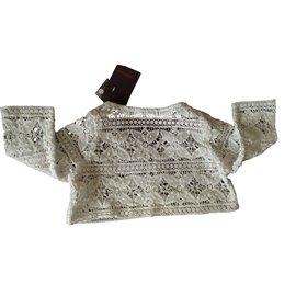 Ikks-Sweaters-White