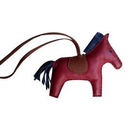 Hermès-Rodeo-Dark red