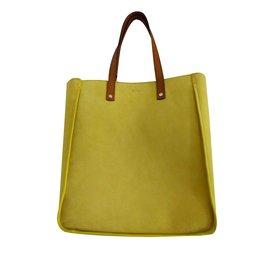 Pablo De Gerard Darel-Handbags-Yellow