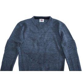 Armani-Pullover-Grau