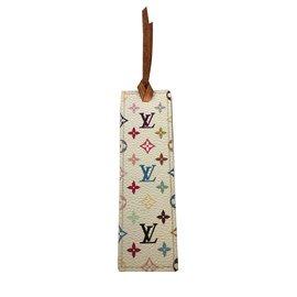 Louis Vuitton-Cadeau VIP multicolore de marque-page Murakami-Multicolore