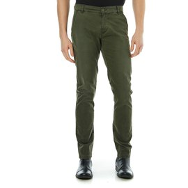 Karl Lagerfeld-LAGERFELD NEW CHINOS PANTS-Olive green