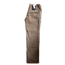 Hugo Boss-Pantalons-Beige