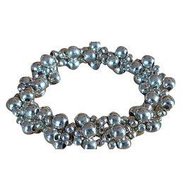 Autre Marque-Canyon silver bracelet-Silvery