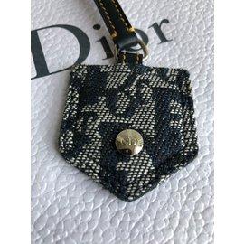 Christian Dior-Charmes de sac-Bleu