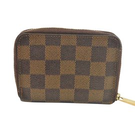 Louis Vuitton-Louis Vuitton Zippy-Marron
