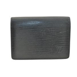 Louis Vuitton-Louis Vuitton Enveloppe-Noir