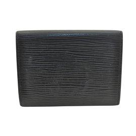 Louis Vuitton-Louis Vuitton Enveloppe-Black