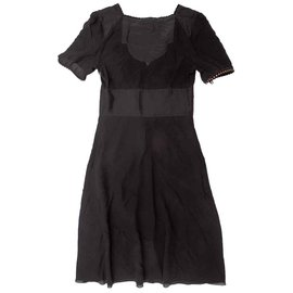 Chloé-Dresses-Black