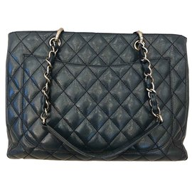 Chanel-Grand shopping-Bleu