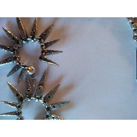Oscar de la Renta-Ensembles de bijoux-Argenté