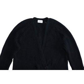 Ganni-Tricots-Noir