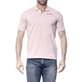 John Richmond-RICH JOHN RICHMOND ROSA NEUES POLOSHIRT-Pink