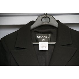 Chanel-Chanel jacket-Black
