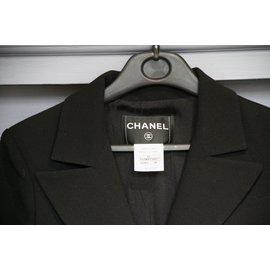 Chanel-Veste Chanel-Noir