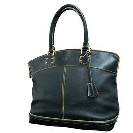 Louis Vuitton-Louis Vuitton Lockit-Noir