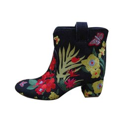 Laurence Dacade-Bottines-Multicolore