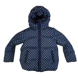 J.Crew-Girl Coats outerwear-Navy blue