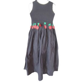 Sonia Rykiel-Sonia Rykiel dress 10 nine years label-Black