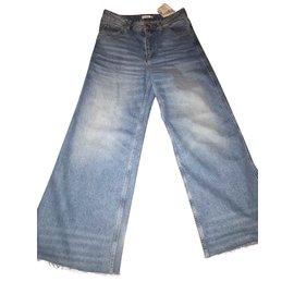Sandro-jeans-Bleu