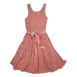 Dkny-Dresses-Peach