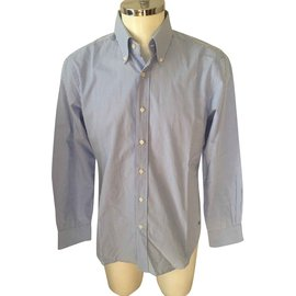 Fay-Shirts-Blue