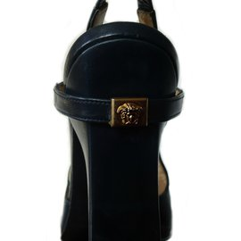 Gianni Versace-medusa-Dark blue