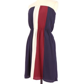 Bel Air-Robe-Multicolore