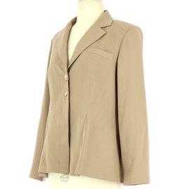 Balenciaga-Vest / Blazer-Beige