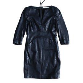 Schumacher-Dresses-Dark blue